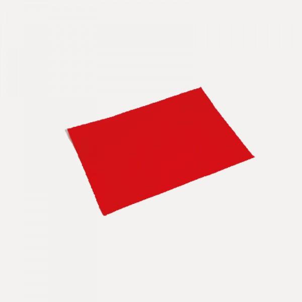 Feutrine rouge format A5